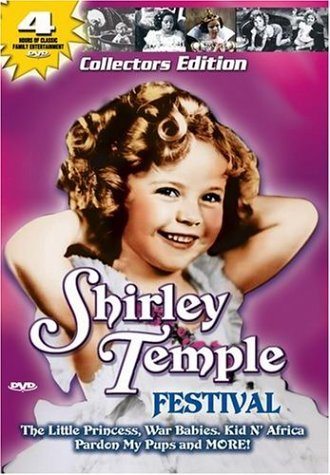 Shirley Temple Collection Temple Shirley Clr Nr 2 On 1