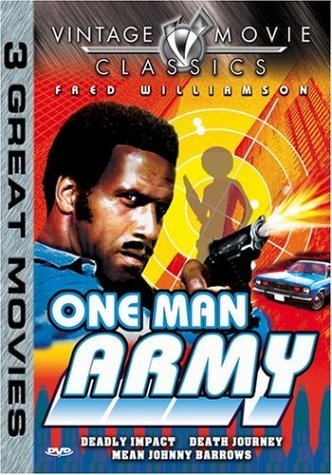 One Man Army Williamson Fred Clr Remastered R 3 On 1