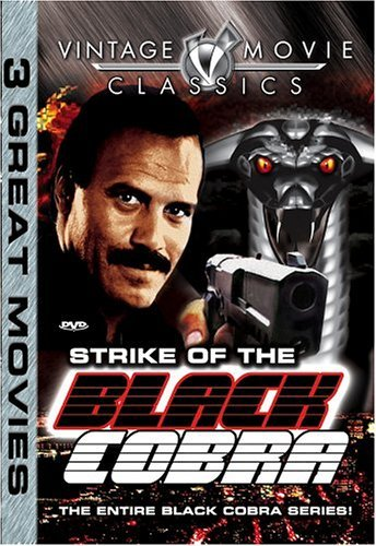 Strike Of The Black Cobra Williamson Fred Clr R 3 On 1