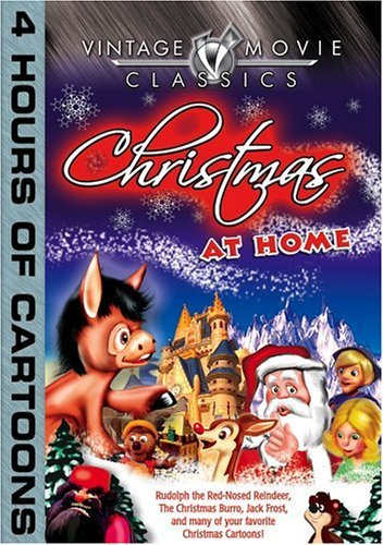 Christmas At Home Rudolph The Red Nosed Reindeer Clr G