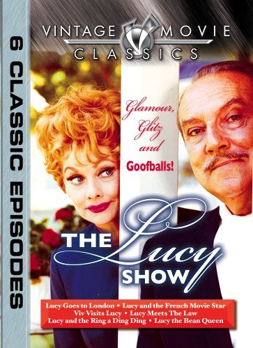 Lucy Show Glamour Glitz & Goofballs Nr