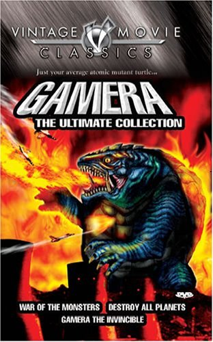 Gamera Ultimate Collection Gamera Ultimate Collection Nr