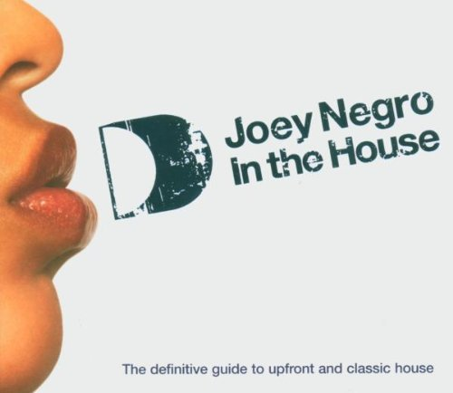 Joey Negro In The House 3 CD Set