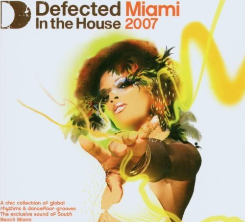 Defected In The House Miami 20 Defected In The House Miami 20 Import Eu 3 CD Set