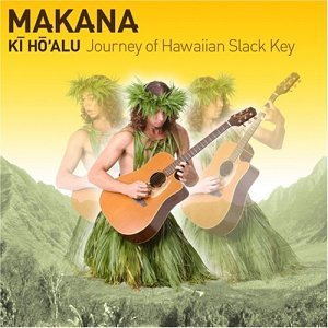 Makana Kiho'alu Journey Of Hawaiian