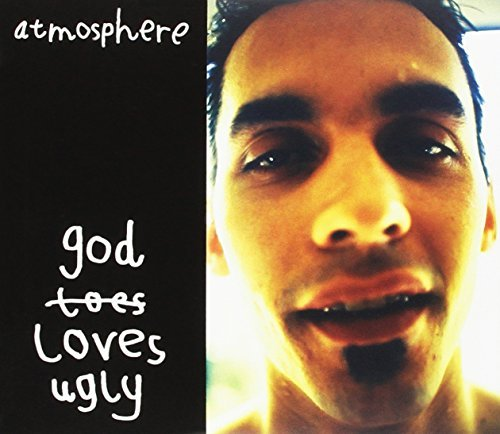 Atmosphere God Loves Ugly Explicit Version Incl. Bonus DVD