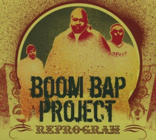 Boom Bap Project Reprogram Explicit Version
