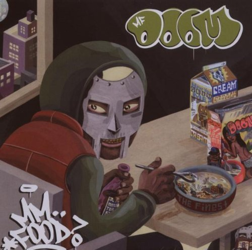 Mf Doom Mm Food Explicit Version Incl. DVD