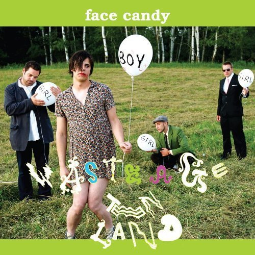 Face Candy Waste Age Teen Land Explicit Version Incl. DVD