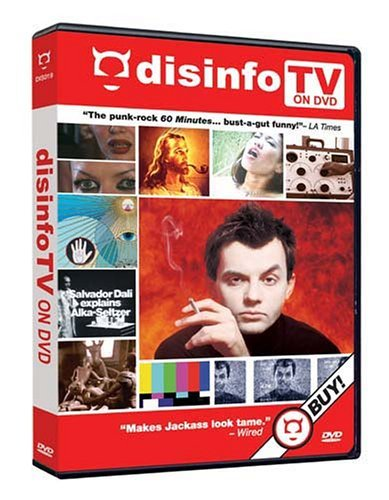 Disinfo Tv On DVD Disinfo Tv On DVD Nr