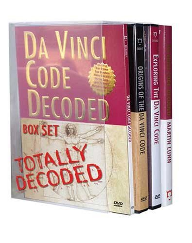 Da Vinci Code Decoded Box Set Da Vinci Code Decoded Box Set Nr 4 DVD