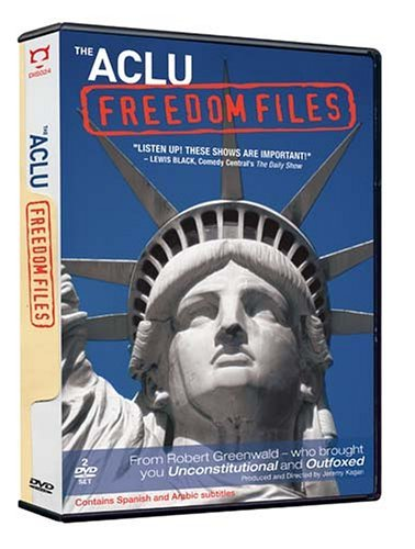 Aclu Freedom Files Aclu Freedom Files Nr 2 DVD