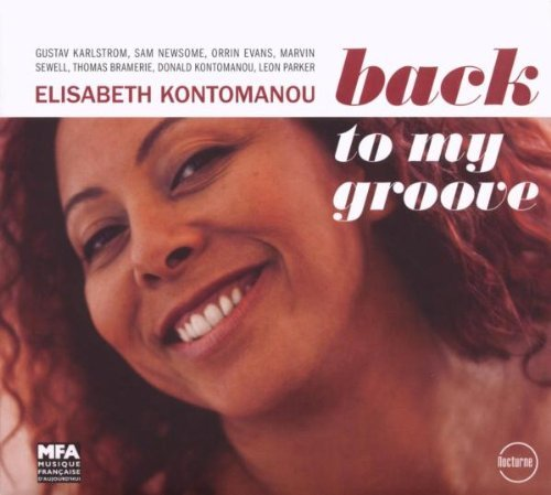 Elisabeth Kontomanou Back To My Groove