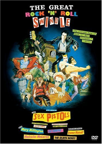 Sex Pistols Great Rock N Roll Swindle Nr