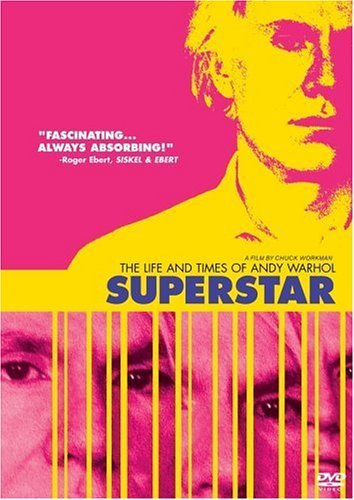 Superstar The Life & Times Of Warhol Andy Nr