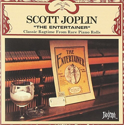 Scott Joplin Entertainer