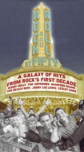 Rock & Roll At Fifty Galaxy Of Rock & Roll At Fifty Galazy Of Presley Orbison Clark Supremes 3 CD
