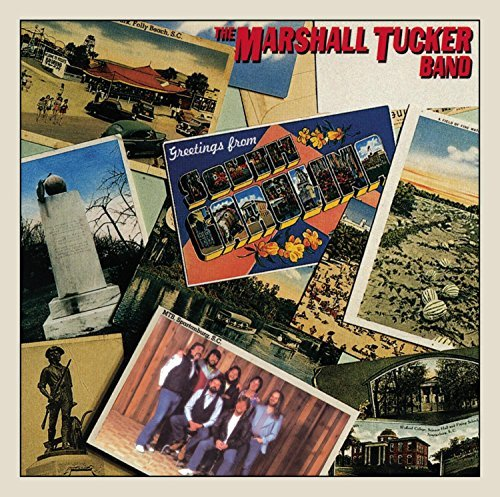 Marshall Tucker Band Greetings From South Carolina