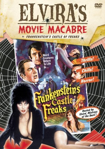 Elvira Frankensteins Castle Of Freaks R