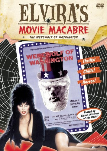 Elvira Werewolf Of Washington Pg