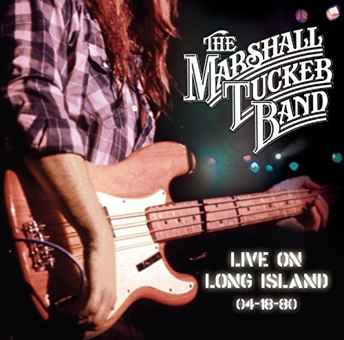 Marshall Tucker Band Live On Long Island 4 8 80 2 CD Set
