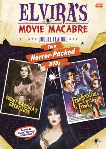 Frankensteins Castle Of Fear C Elvira R 2 DVD