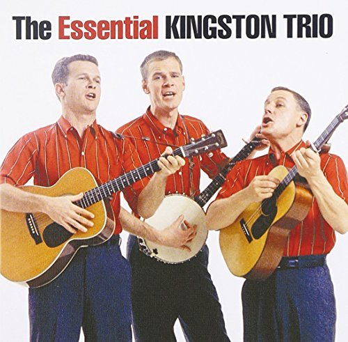 Kingston Trio Essential Kingston Trio 2 CD Set