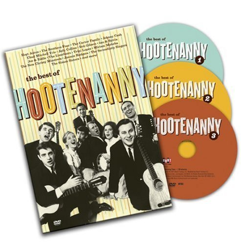 Hootenanny Hootenanny Best Of Hootenanan 3 DVD
