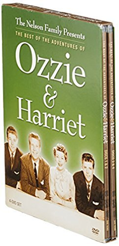 Adventures Of Ozzie & Harriet Best Of The Adventures Of Ozzi Nr 4 DVD