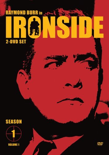 Ironside Ironside Vol. 1 Season 1 Nr 2 DVD