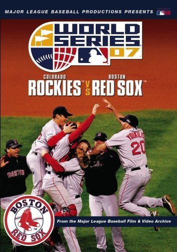 Mlb 2007 World Series Nr