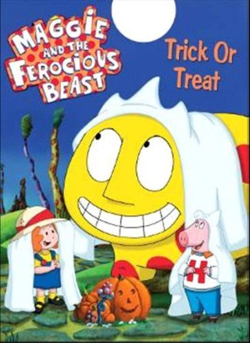 Trick Or Treat Maggie & The Ferocious Beast Nr