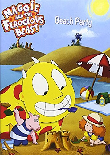 Beach Party Maggie & The Ferocious Beast Nr