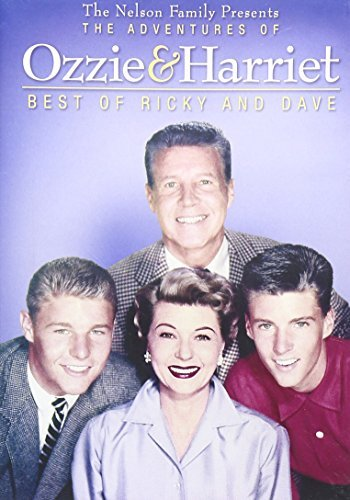 Adventures Of Ozzie & Harriet Best Of Ricky & Dave Nr 4 DVD