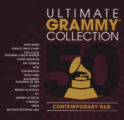 Ultimate Grammy Collection Contemporary R&b