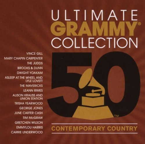Ultimate Grammy Collection Contemporary Country