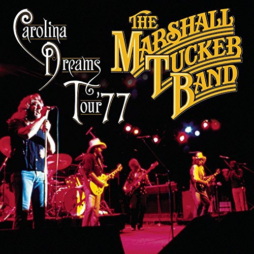 Marshall Tucker Band Carolina Dreams Tour '77 2 CD Incl. DVD