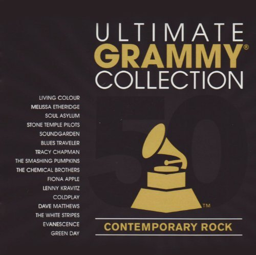 Ultimate Grammy Collection Contemporary Rock