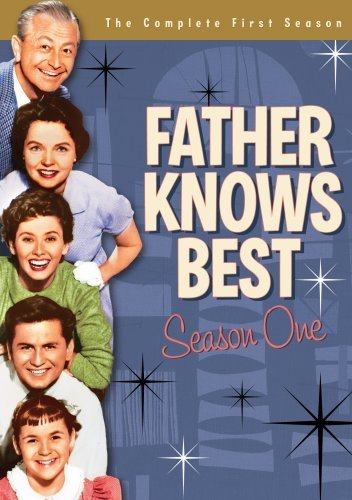 Father Knows Best Season 1 DVD