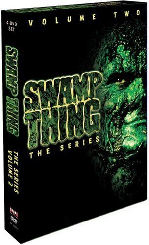 Swamp Thing The Series Swamp Thing Vol. 2 G 4 DVD