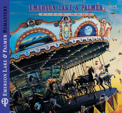 Emerson Lake & Palmer Black Moon