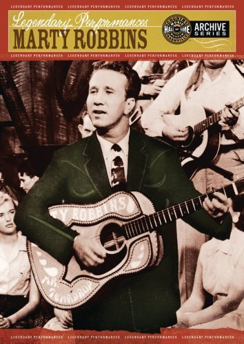 Marty Robbins Legendary Performances