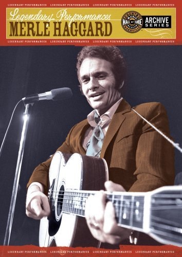 Merle Haggard Legendary Performanc