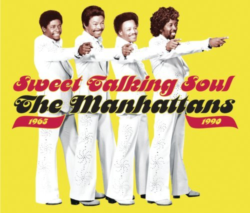 Manhattans Sweet Talking Soul The Manhat 3 CD