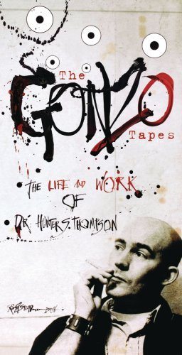 Hunter S. Thompson Gonzo Tapes The Life & Work O 5 CD