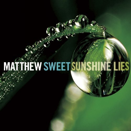 Matthew Sweet Sunshine Lies Gatefold Sleeve 2 Lp Set Incl. CD