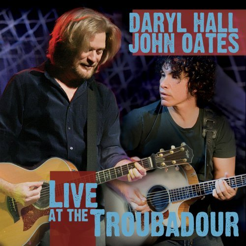 Hall & Oates Hall & Oates Live At The Troub 2 CD 1 DVD