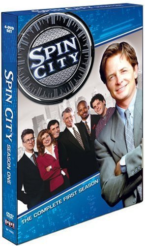 Spin City Spin City Season 1 Nr 4 DVD