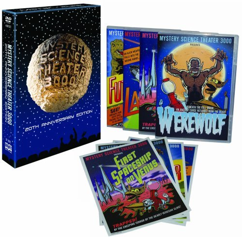 Mystery Science Theater 3000 Mystery Science Theater 3000 20th Anniv. Ed. Nr 4 DVD