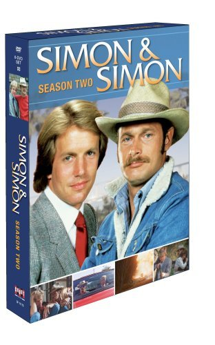 Simon & Simon Simon & Simon Season Two G 6 DVD